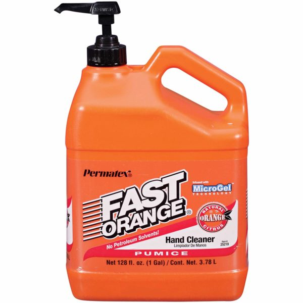 Fast Orange Permatex Hand Cleaner supplier product shot