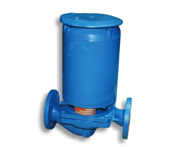 Burks inline centrifugal end-suction pump product image