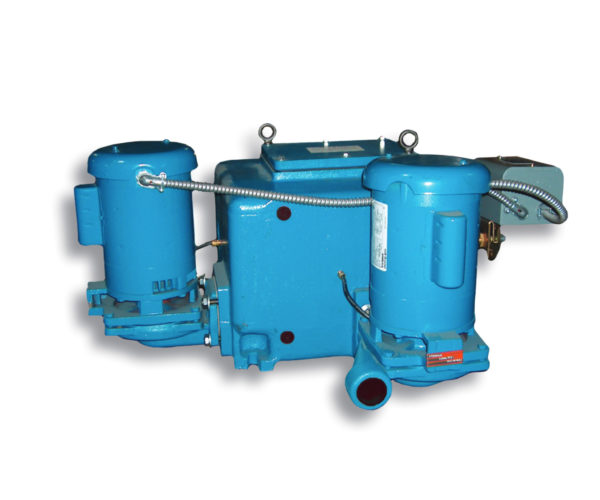 Burks centrifugal end-suction pump product image