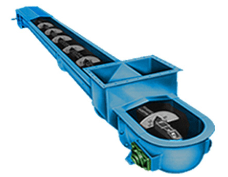 Essmueller drag-flite conveyor product photo
