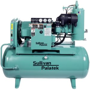 Fluid Pneumatic air compressor cdd for sale image