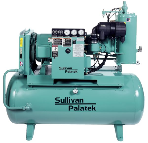 Fluid Pneumatic air compressor cdd for sale image