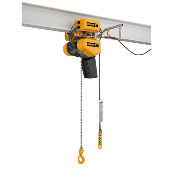 Harrington EQ and SEQ Series Hoist product Photo