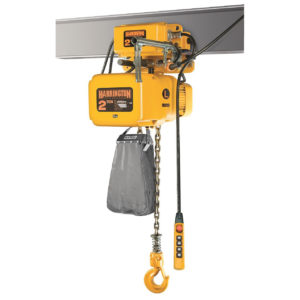 Harrington hoist Three-Phase Trolleys product image
