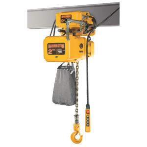 Harrington hoist Three-Phase Trolleys product image