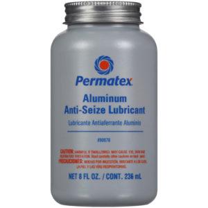 Permatex aluminum anti-seize lubricant product