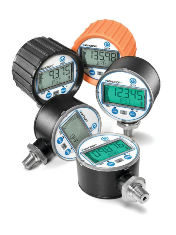 ashcroft digital pressure gauges product display