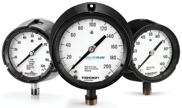 pressure gauges ashcroft product display